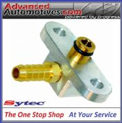 Subaru Impreza Fuel Rail Adaptor For Remote Fuel Regulator V7 & V8 UK & Imports